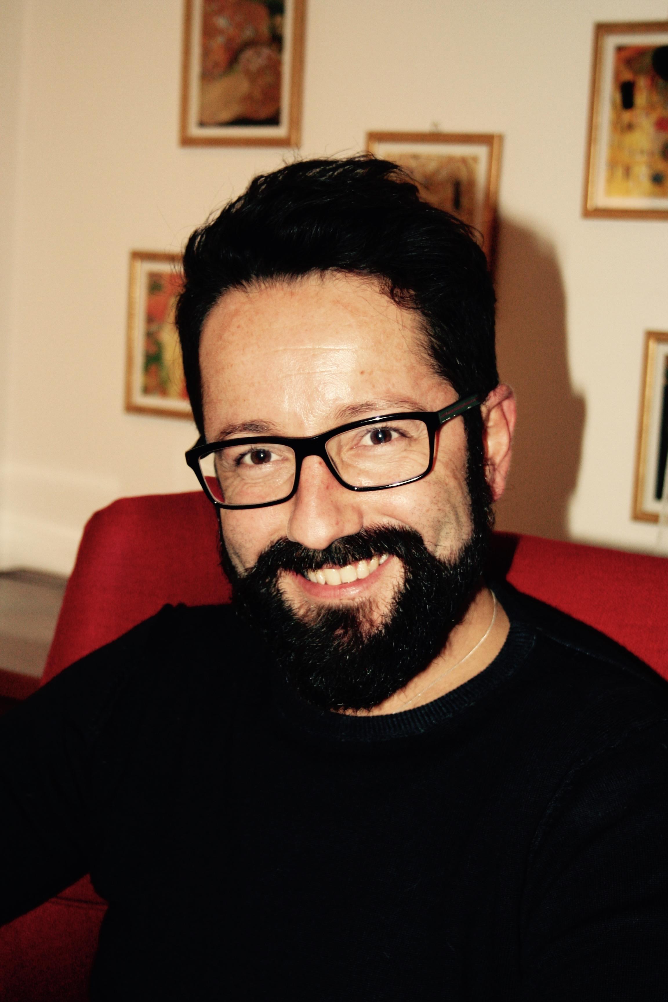 Alessandro Pesce psicologo